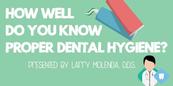 [INFOGRAPHIC] How Well Do You Know Proper Dental Hygiene?